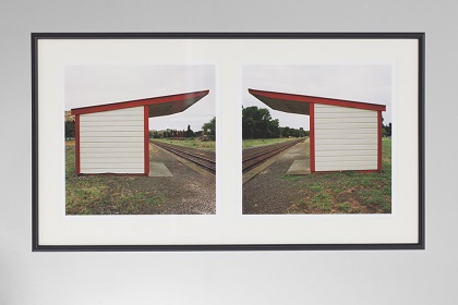 Railway Huts by Jocelyn Carlin