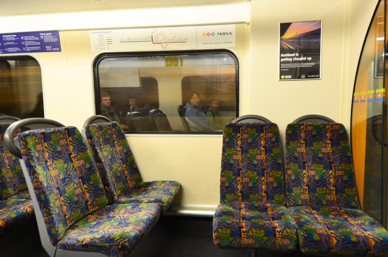 Auckland's Own Ghostly Train Passengers