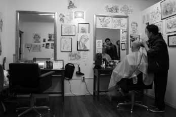 Jade Petry;Barber Artist