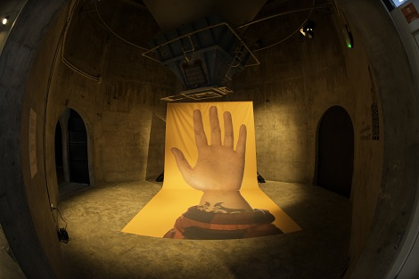 The Hand at Silo