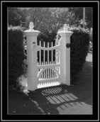 Susan Brown; Home Sweet Home; Front Gate